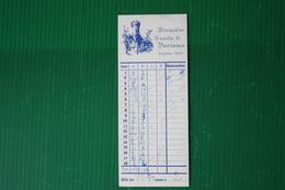 SCORE GOLF CASTELLO DI BURIASCO - ANNI 70 - Golf