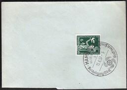 Germany Deutsches Reich Hamburg 1937 / Mi. 622 - Briefe U. Dokumente