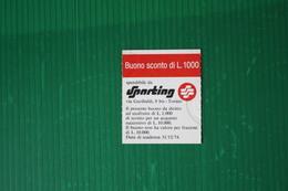 BUONO SCONTO SPORTING TORINO  - 1974 - Sport