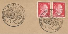 C506 - SAAL -1942 - SAALES - Cachet Touristique - Alsace - - Deutschland