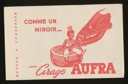 Buvard - CIRAGE AUFRA - Buvards, Protège-cahiers Illustrés
