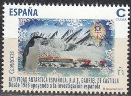 España 2017 Base Antarctique Gabriel De Castilla Neuf ** - 1931-Aujourd'hui: II. République - ....Juan Carlos I