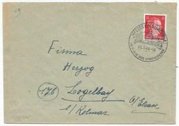 C524 - WEISSEMBURG - 1944 - WISSEMBOURG - Cachet Touristique - Alsace - Landkommissar - - Deutschland
