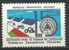 """Madagascar YT 993 """" Anniversaire De La République Démocratique """" 1991 Neuf ** - Madagascar (1960-...)"""