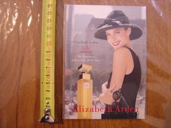 Carte Publicite Parfum 5 Th Avenue ELIZABETH ARDEN - Cartes Parfumées