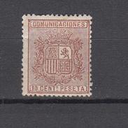 1874  EDIFIL Nº 153 I    / * / - 1873-74 Regencia