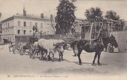 Contrexéville - Attelage Vogien     (A24-130111) - Francia
