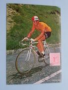 EDDY MERCKX - Wereldkampioenschap Op De Weg / Terlaemen ZOLDER - 10.8.69 ( Zie Foto's ) !! - Cyclisme