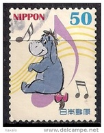 Japan 2013 - Greetings Stamps - Disney Characters - Used Stamps