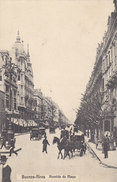 Buenos Aires - Avenida De Mayo - 1910     (A24-110405) - Argentina