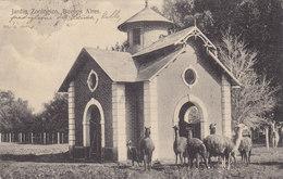 Buenos Aires - Jardin Zoologico - 1910     (A24-110405) - Argentinien