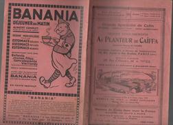(pARIS Et Malakoff ) Catalogue AU PLANTEUR DE CAIFFA  (café, Alimentation, Entretien ) 1921-22 (CAT 683) - Alimentare
