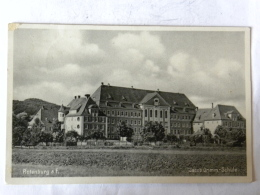 CP Allemagne - Rotenburg A.F. - Jacob Grimm-Schule - Rotenburg