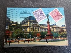 CPA - Wien - K. K. Universität - 1912 - Vienne