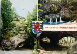 LUXEMBOURG  LUSSEMBURGO  MULLERTHAL  PETITE SUISSE LUXEMBOURGEOISE   Multivue - Muellerthal