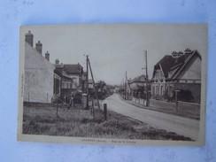 Cp1200 E2 CHARMES Rue De St Gobain 1934 - Autres Communes