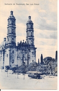 MEXICO ,Santuaro De GUADALUPE - Tramway - Mexiko