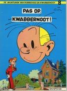 Robbedoes En Kwabbernoot - Pas Op, Kwabbernoot (1979) - Robbedoes En Kwabbernoot