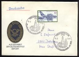 SoSt Preußische Postmeilensäulen Um 1820 1702 Treuenbrietzen V. 15.3.1979 Auf DDR Mi 1703 - Affrancature Meccaniche Rosse (EMA)