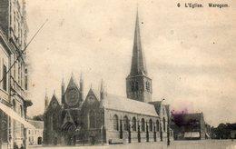 L'église De Waregem. - Waregem