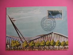 Carte-Maximum    N°1156 Exposition De Bruxelles  1958 - 1950-59