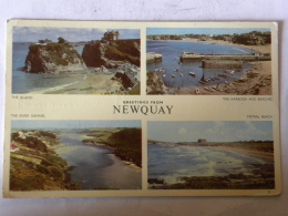 CP Angleterre - NEWQUAY - Scilly Isles