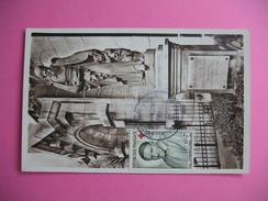 Carte-Maximum    N°1187 Saint Vincent De Paul  1958 - 1950-59