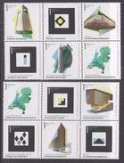 Nederland 2011 Stad Van Nederland / Toekomst In Beweging  12w ** Mnh (35081) - Neufs