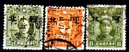 "Cina-F-566 - Soprastampa ""Hopeh"" 1941 - Senza Difetti Occulti. - 1941-45 Northern China"