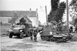Militaria WW2  -SWORD Beach 6.6.44 - Hermanville - Blindés De La 3° DI Britannique - 1939-45