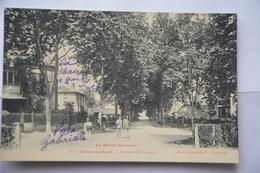 SALIES-du-SALAT-avenue De La Gare-animee - Salies-du-Salat