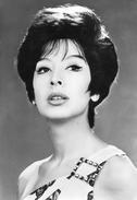 Fotografia B/N Di Marisa Del Frate ( Dedica Con Autografo , Datata 1961 ) 15 X 10,5 - Foto Dedicate