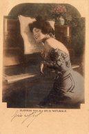 [DC9839] CPA - ALEARDO VILLA UN SI NATURALE  - Non Viaggiata - Old Postcard - Cartoline