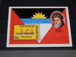 Antigua - 1992 Inventors Block (2) MNH__(TH-18184) - Antigua Et Barbuda (1981-...)