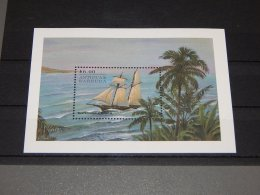 Antigua - 1998 Ships Block (2) MNH__(TH-18182) - Antigua Und Barbuda (1981-...)