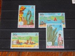 British Virgin Islands - 1969 Tourism MNH__(TH-2160) - British Virgin Islands