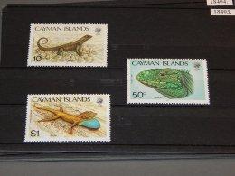 Cayman Islands - 1987 Iguanas MNH__(TH-18403) - Kaaiman Eilanden