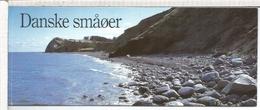 DINAMARCA CARNET COMPLETO 1995 SELLOS ISLAS ISLAND