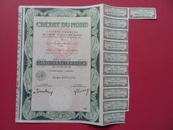 ACTION CREDIT DU NORD - Banca & Assicurazione