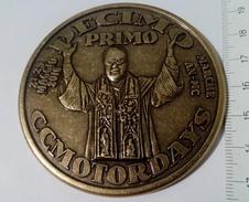 Large Medal Arma Dei Carabinieri - Motoclub CCMotorDay - Decimo Primo - Professionali/Di Società