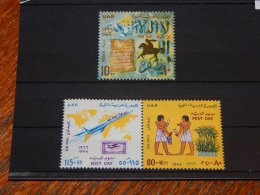 Egypt - 1966 Day Of The Post MNH__(TH-17139) - Egipto