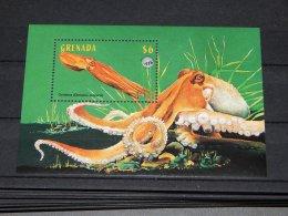 Grenada - 1997 Year Of Ocean Block (2) MNH__(TH-18210) - Grenada (1974-...)