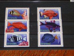 Grenada - 2000 Tropical Marine Fauna MNH__(TH-18491) - Grenada (1974-...)