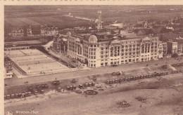 Belgique. Westende-Plage. Panorama Et Westende Palace - Unclassified