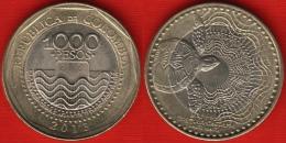 Colombia 1000 Pesos 2013 Km#299 BiMetallic - Colombia