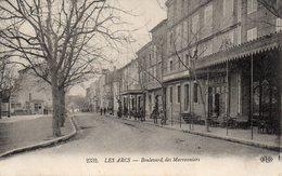 73Bv   83 Les Arcs Boulevard Des Marronniers - Les Arcs