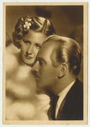 """Cinema - Film """"L'adorabile Nemica"""" Del 1936 - Attori Irene Dunne E Melvin Douglas - Actors"""
