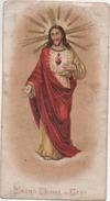 Bellissimo Santino Del Sacro Cuore Di Gesù, Parrocchia Di Tremignon (Piazzola Sul Brenta, Padova) - Santini