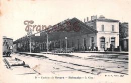 (58) Environs De Nevers - Saincaize - La Gare - 2 SCANS - Nevers