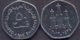UAE 50 Fils 2013 - 1434 UNC - Emirats Arabes Unis